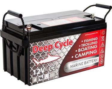 Аккумулятор Marine Deep Cycle AGM 80Ah 12V