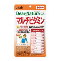 Мультивитаминный комплекс Asahi Dear Natura style на 60 дней.