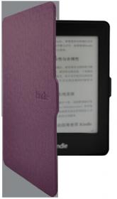 Обложка  для Amazon Kindle Paperwhite slim magnetic case (фиолетовый)