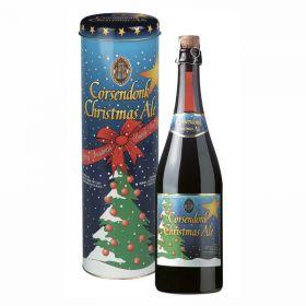Corsendonk Christmas Ale (Корсендонк Кристмас Эль) 0.75 л в подарочном тубусе