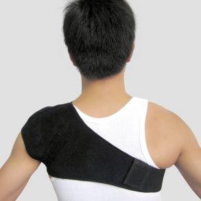 Бандаж на плечё с турмалином