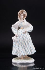 1830: Романтика, Royal Worcester, Великобритания, 1988