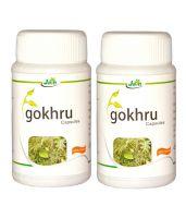 Гокшура для заболеваний мочеполовой системы Джайн Аюрведик / Jain Ayurvedic Gokhru Capsules