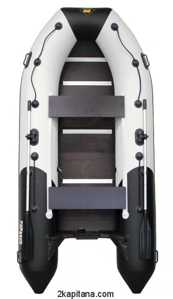 Надувная моторная лодка Ривьера 3400 СК Компакт