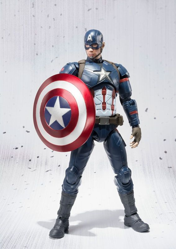 Фигурка Captain America (Civil War)