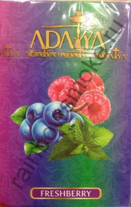 Adalya 50 гр - Freshberry (Черника, Малина и Мята)