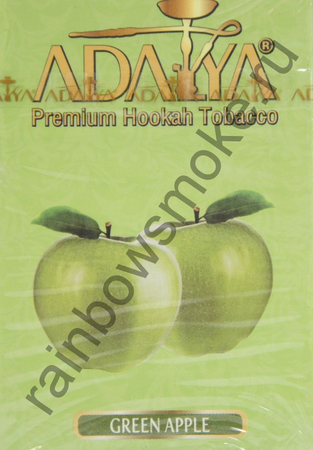 Adalya 50 гр - Green Apple (Зеленое Яблоко)
