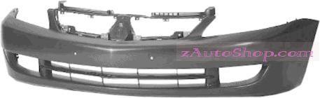 Бампер передний MITSUBISHI LANCER 2003г.- 2007г.