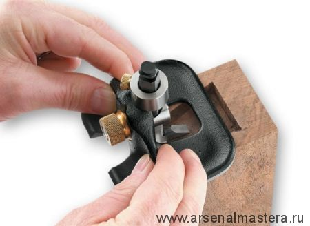 Рубанок-грунтубель Veritas Medium Router Plane 05P38.63 М00008684
