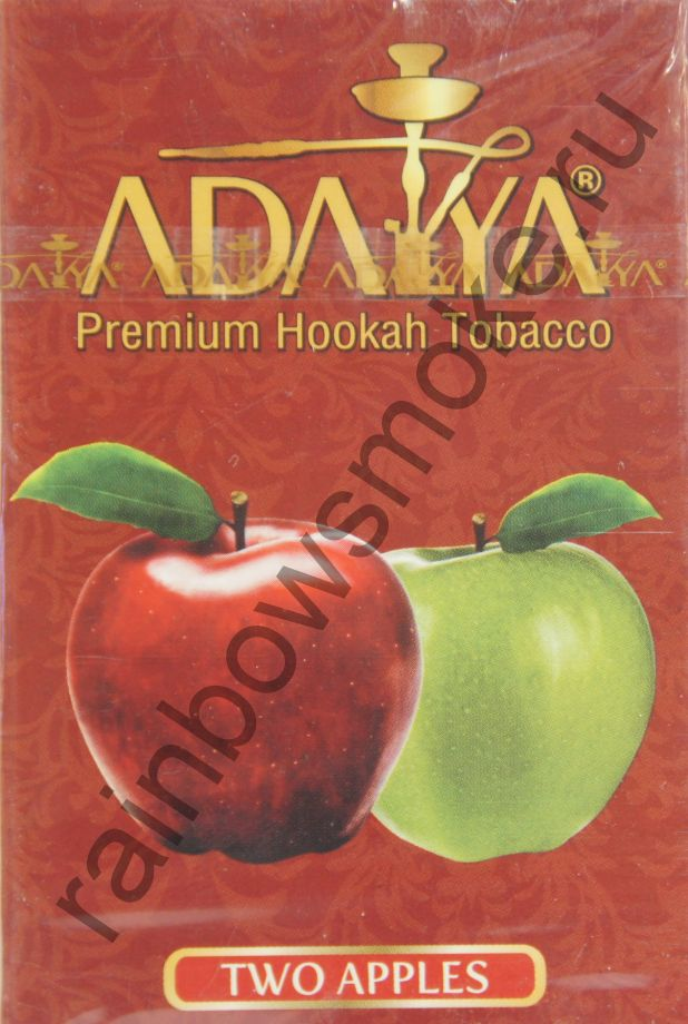 Adalya 50 гр - Two Apples (Два Яблока)