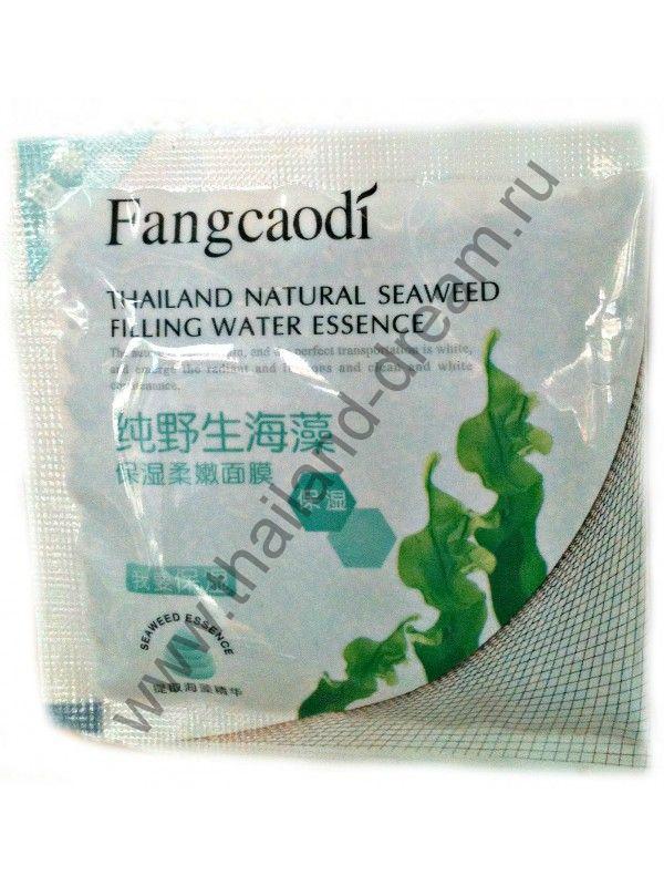 Коллагеновая маска из семян лотоса и морских водорослей Fangcaodi