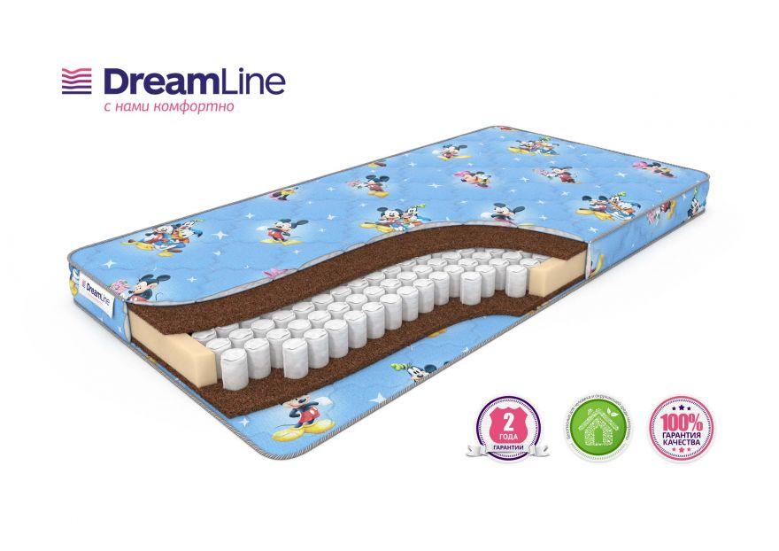 Детский матрас Baby Dream TFK | DreamLine