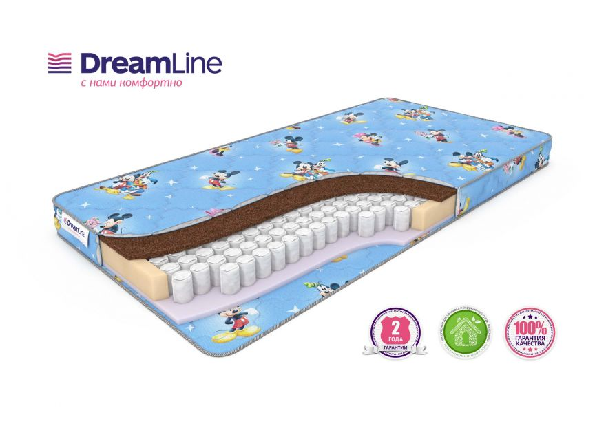 Детский матрас Baby Sleep Dream TFK | DreamLine