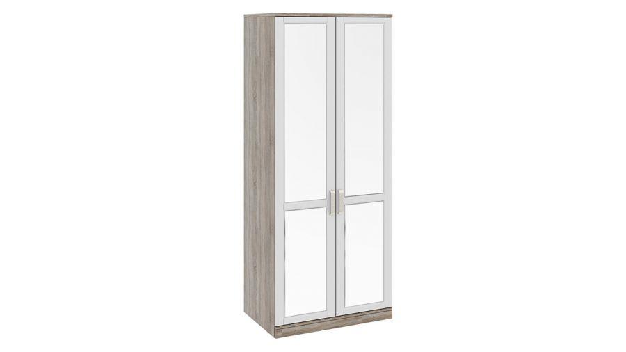 Шкаф «Прованс» (с 2мя зеркальными дверями)