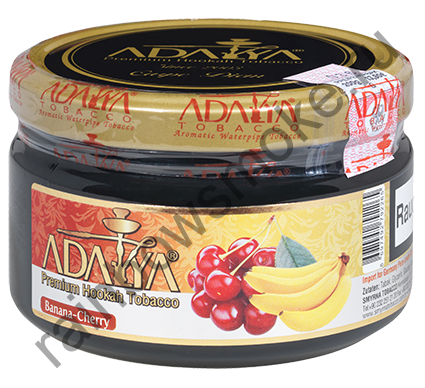 Adalya 250 гр - Banana Cherry (Банан и Вишня)