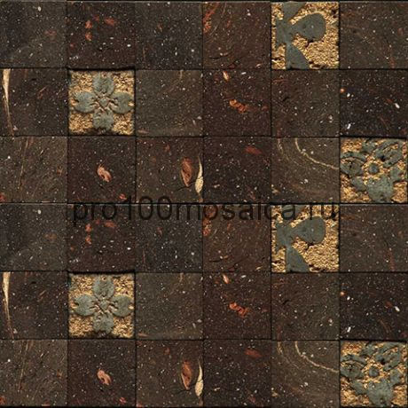 Tera-2(4). Мозаика 45x45x10, серия TERRACOTA,  размер, мм: 270*270 (GAUDI)