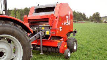 Metal-Fach Z-589/2; с переменной камерой ротором и измельчителем