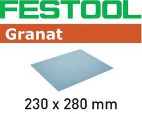 Губка шлифовальная 230x280 P40 GR/10