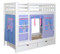 Кровать двухъярусная Галчонок-2