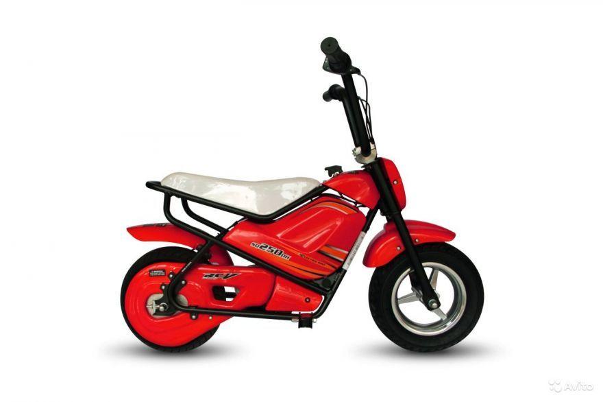 Электрический скутер Joy Automatic Mini rocket