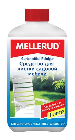 Немецкое средство для чистки садовой мебели и других поверхностей Меллеруд (Mellerud)