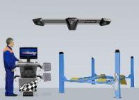 Комплект оборудования для регулировки сход-развала
