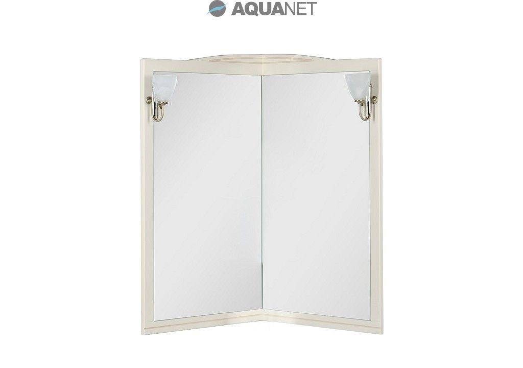 Зеркало Aquanet Луис 70 (001) угловое цв.бежевый без светил. (171915)