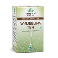 Чай Дарджилинг 100% органический в пакетиках Органик Индия / Organic India Darjeeling Tea Bags