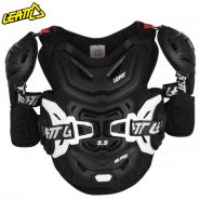 Защита тела Leatt Chest Protector 5.5 Pro HD, Чёрный