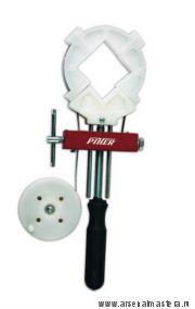 Зажим ленточный Piher C 8 м х 25 мм для четырёхугольных конструкций М00006565
