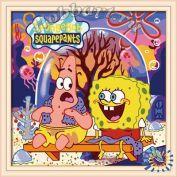 """Раскраска по номерам """"Губка Боб. Sponge Bob. С другом"""""""
