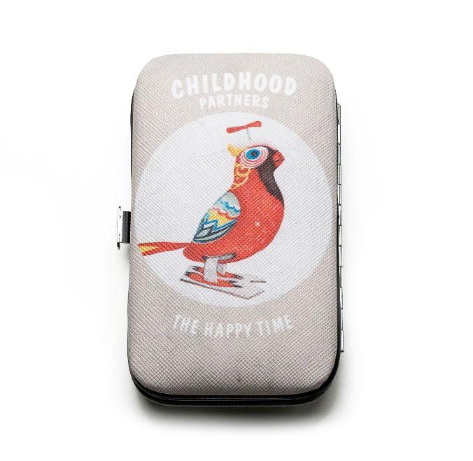 Маникюрный набор «Childhood Partners» - Bird