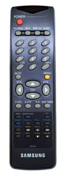 Пульт для Samsung AA59-10075M (TV) (CS-569B, CK-2502SXR, CK-2902SXR, CK-5344, CK-5377, CK-5944, CK-596, CK-6202WTR, CK-6844, CK-686, CK-7202, CK-7202WTR, CK-2502SXR, CK-902SXR, CK-6840, CK-5099, CK-5399, CK-5937, CK-6237, CK-6837, CK-7037, CK-6251)