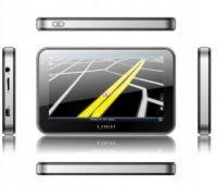"5"" GPS НАВИГАТОР С HD ЭКРАНОМ + BLUETOUTCH + ВИДЕОВХОД"