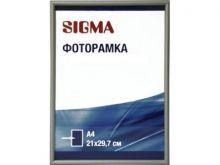 Фоторамка пластиковая, формат А4 Sigma