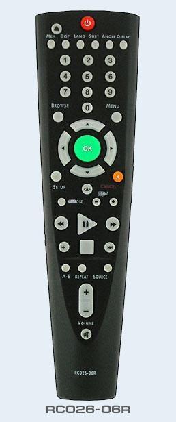 BBK RC026-06R (DVD player) (DK1110SI, DK1111SI, DK1112SI, DK1114SI, DK1513SI, DK1515SI, DK1540SI)