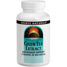 Source Naturals Green Tea Extract (60 табл.)