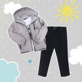 Комплект «Команда колледжа»  (джемпер+ветровка+брюки+джинсы)
