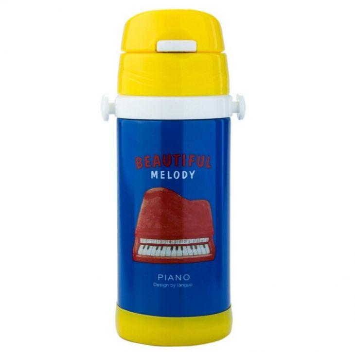 Термос для напитков «Melody» - Piano