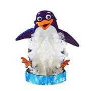 """Растущий кристалл """"Пингвин"""""""