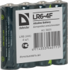 Батарейка алкалиновая LR6-4F AA, в пленке 4шт