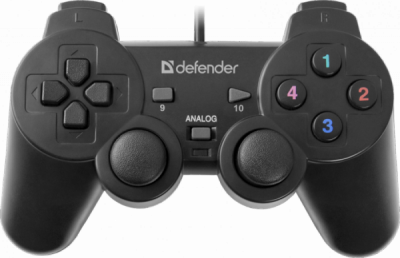 Акция!!! Проводной геймпад Omega USB, 12 кнопок, 2 стика
