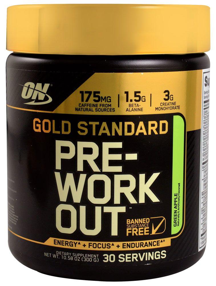 Gold Standard Pre-Workout (300 г.)