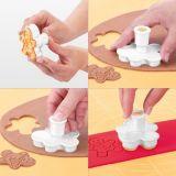 Формочки с печатью для печенья DELICIA 2 шт фигурки 630858