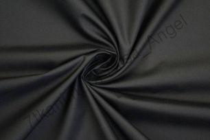 Черная Дьюспо 240Т отрез 0,8м ширина 135см