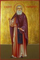 Икона Антипа Валаамский