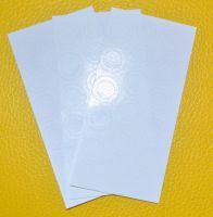 Трафарет для лунного маникюра круглый (3 листа в упаковке)
