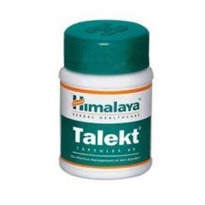 Талект TALEKT Himalaya - Лечит заболевания кожи и дерматит 60 таб.