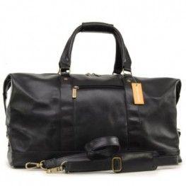 Дорожная сумка Ashwood Leather Chelsea 2070 Black