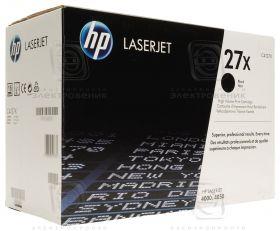 Картридж оригинальный HP C4127X (№27X)